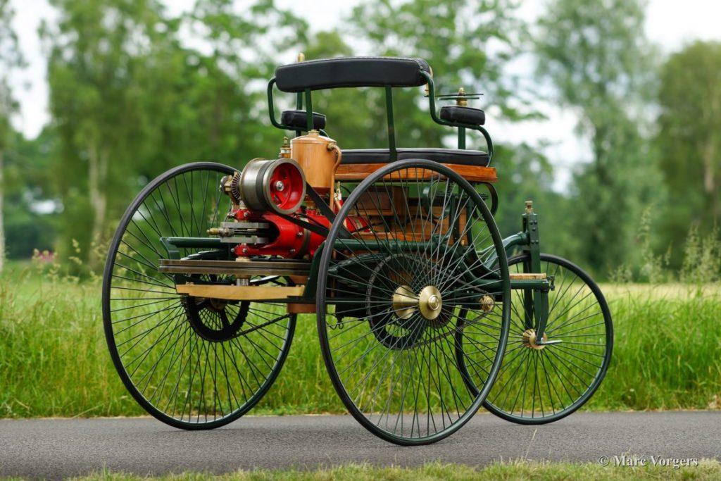 avto Karla Bentsa 1024x683 - Первый в мире автомобиль